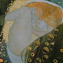 欧美油画女人装饰画设计