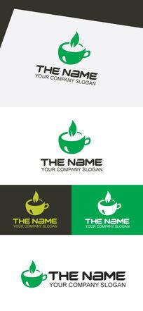 茶业LOGO标志原创出售 AI