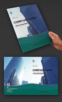 企业宣传画报画册封面设计