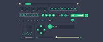 播放器图标设计 AI