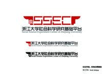 浙江大学社会科学研究基础平台logo