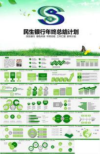 中国民生银行动态PPT