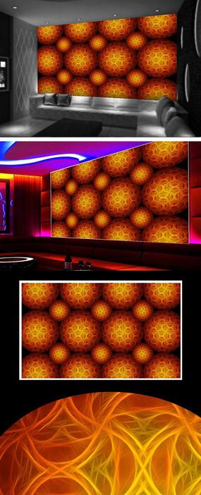 立体空间装饰墙