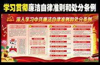 中国共产党廉洁自律准则解读