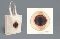 树木纹理手提袋