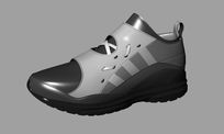 运动鞋设计 3d模型下载 3dm