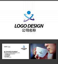 电子科技LOGO标志设计