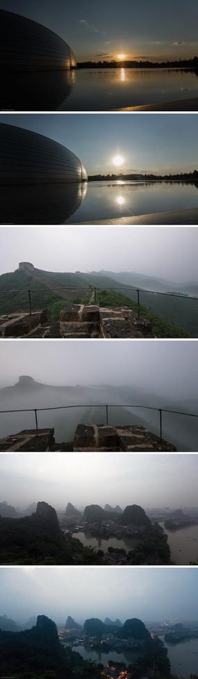 实拍北京著名建筑 mov