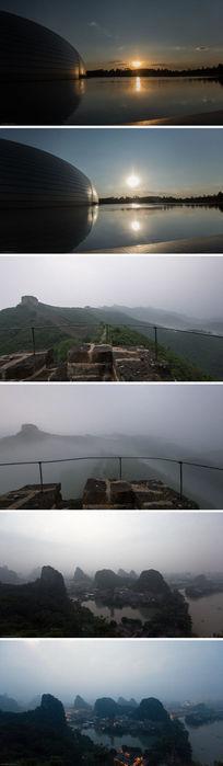 实拍北京著名建筑