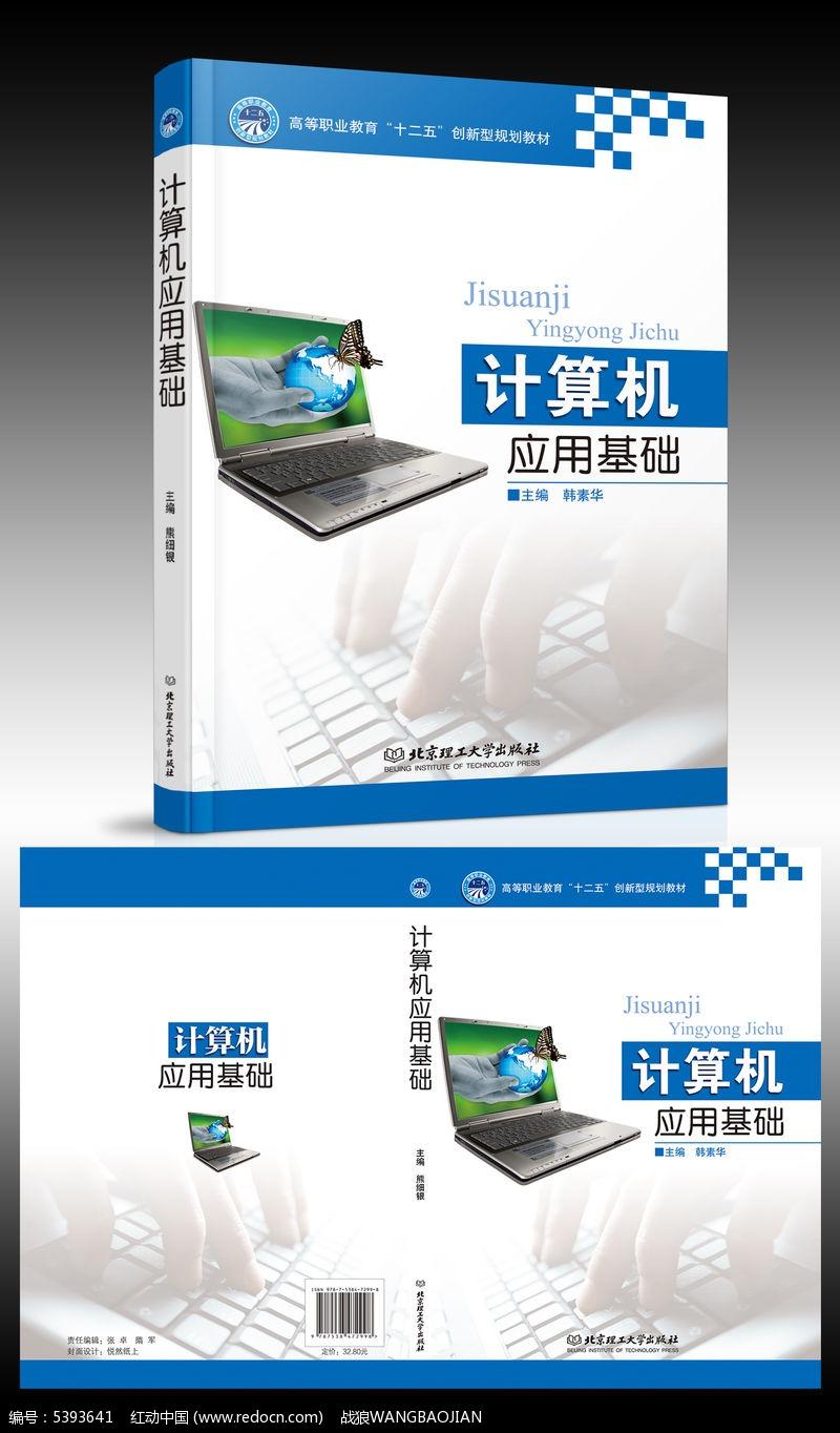 原创设计稿 画册设计/书籍/菜谱 封面设计 互联网应用知识基础书籍图片