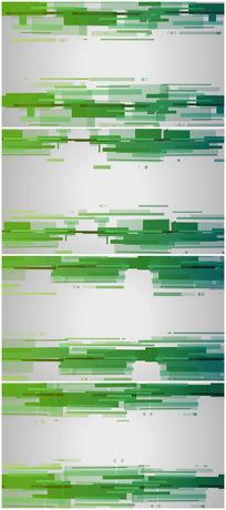 绿色方格背景视频素材