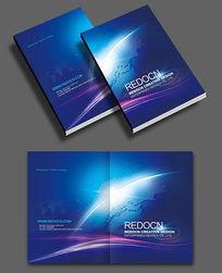 高档大气宣传画册封面设计