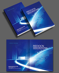 高档地产画册封面设计