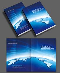 高档实用工业画册封面设计