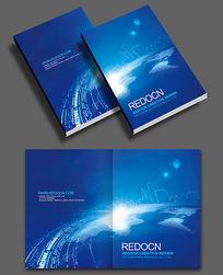 画册封面设计模版