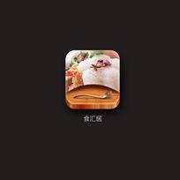 美食APP图标