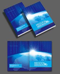 数码科技封面设计