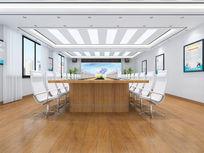 会议室3d模型max