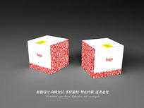 简介大气食品包装盒设计