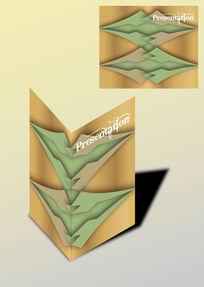 粗犷设计书籍画册封面