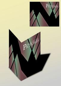高档创意书籍画册封面