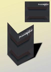 简朴设计通用书籍画册封面