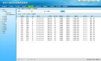 人员信息管理系统PSD设计 PSD