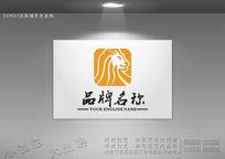 狮王标志设计 CDR