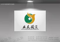 业友投资标志设计 CDR