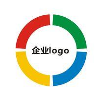 原创圆形简单创意logo