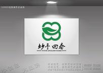 中医药标志设计 CDR