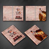 红木家具画册封面