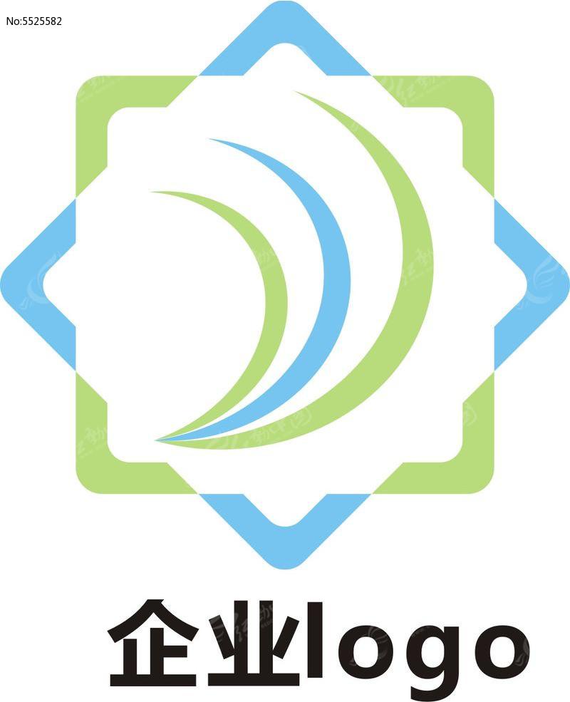 方正logo 简洁logo 创意logo