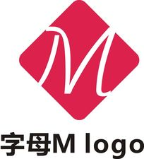 字母M企业logo