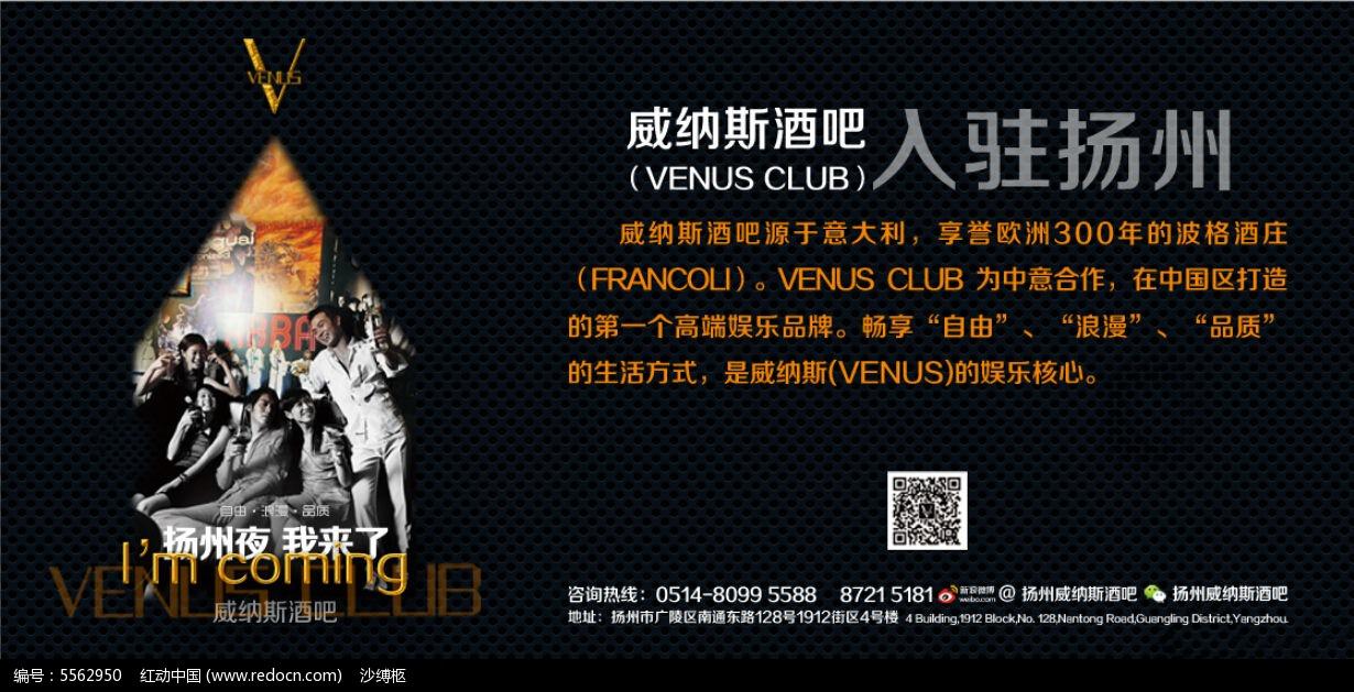 酒吧格式性感美女模文雪开业1宣传海报psd海报素材下载_时尚图片