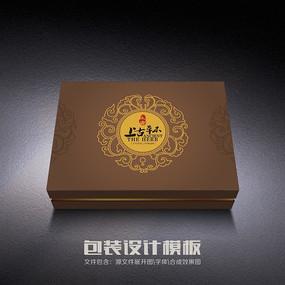 传统中医养生包装