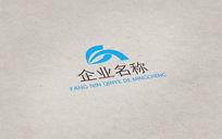 大气C T 字母变形商贸公司logo