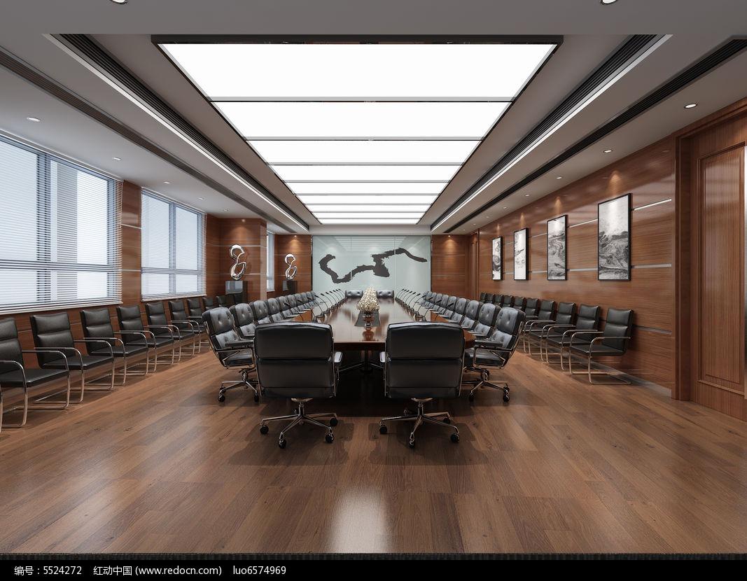 高端会议室设计_高端会议室图片