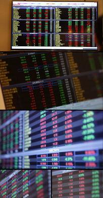 经济市场财经金融股票证券视频
