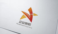 时尚星星logo