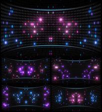 T台走秀人屏互动秀舞蹈秀LED视频 mov
