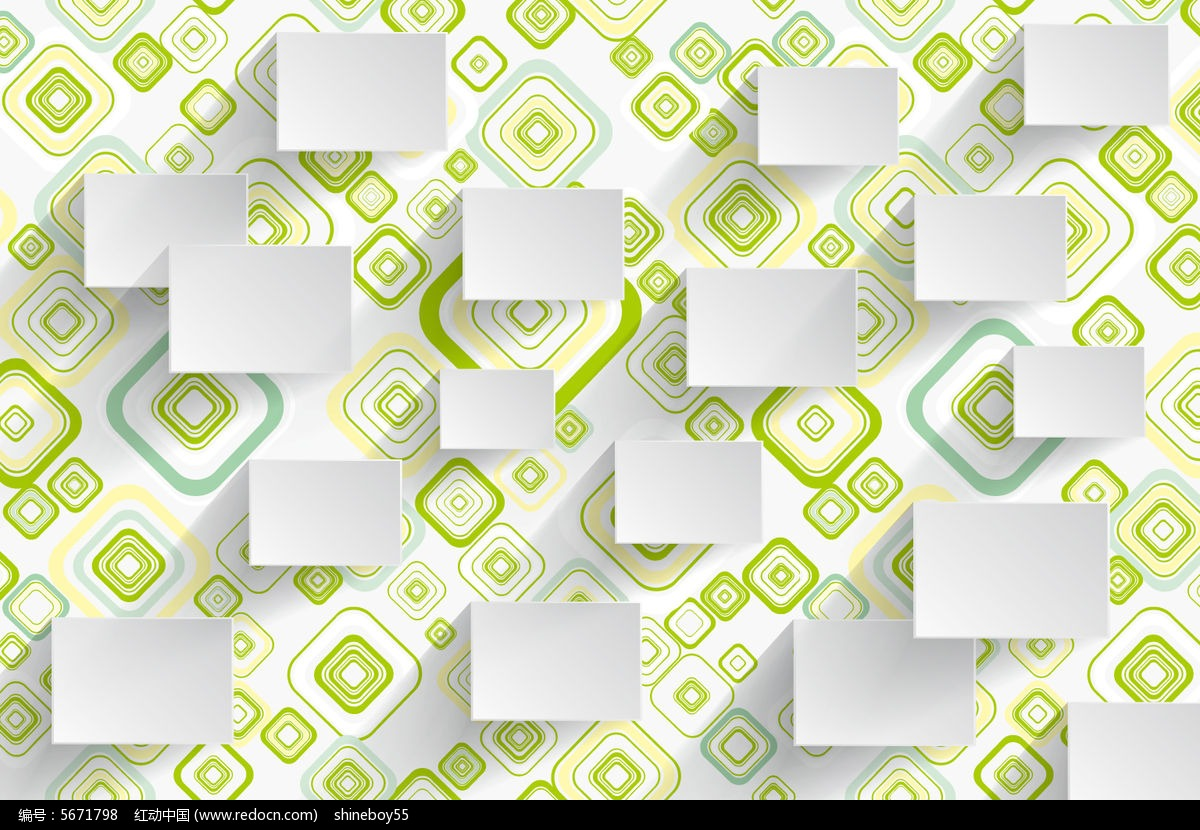 当前位置:原创设计稿>装饰画/电视背景墙>背景墙>清新方格背景花纹