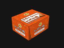 枇杷软糖包装