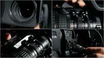 调整摄像机调节摄影机