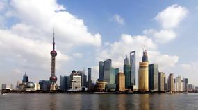 上海外滩东方明珠