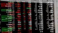 证券经济市场金融股票财经趋势图