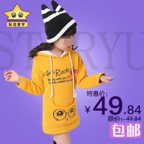 母婴类目女童裙子服装商品主图设计