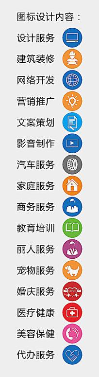 手机软件按钮图标 CDR