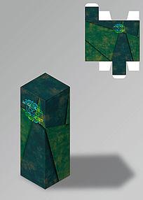 沉色高档复古包装盒