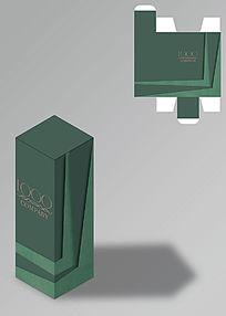 简洁高档奢侈品包装盒
